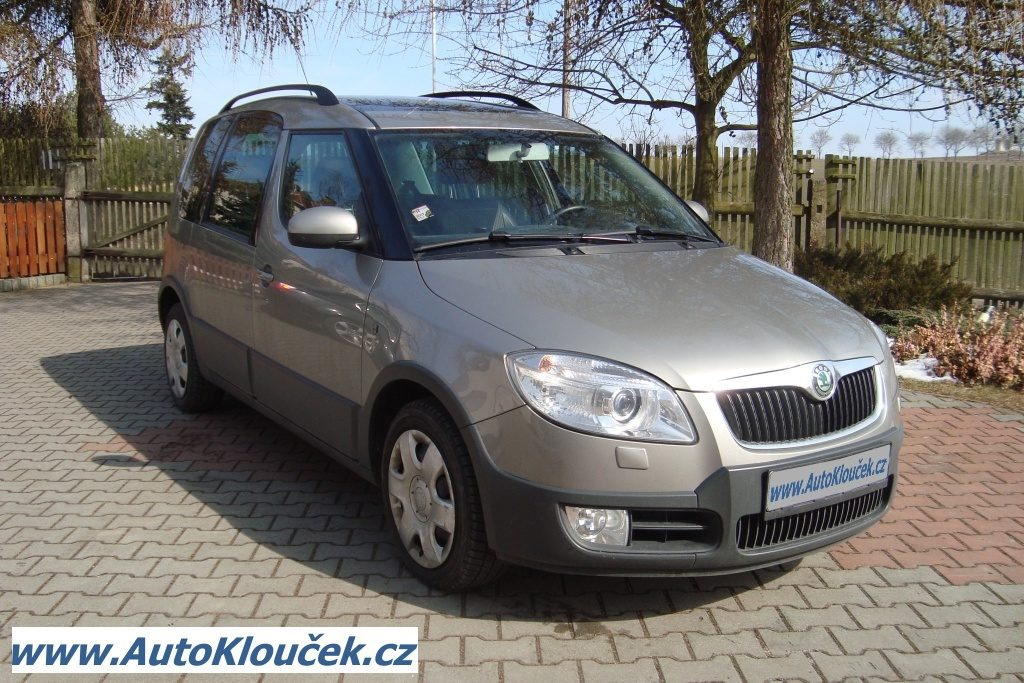 Škoda Roomster Scout 2.0TDI - 140PS/HP