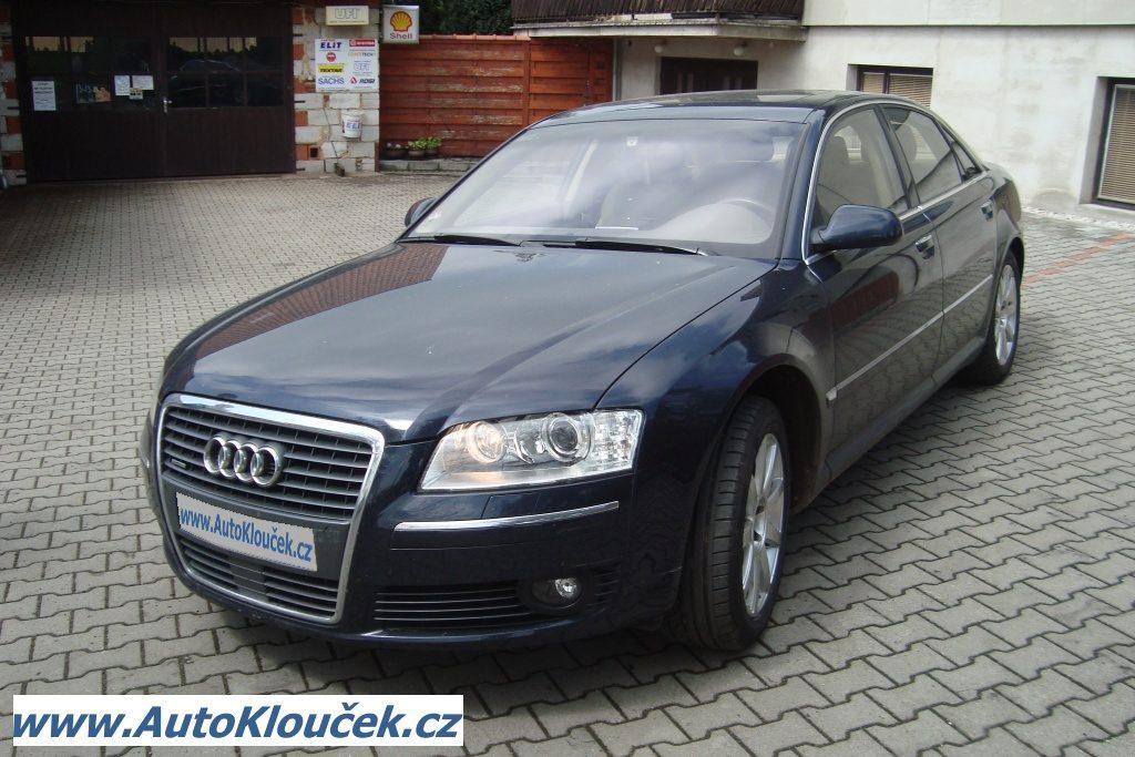 Audi A8 4.2 V8 TDI Quattro - 334PS/HP