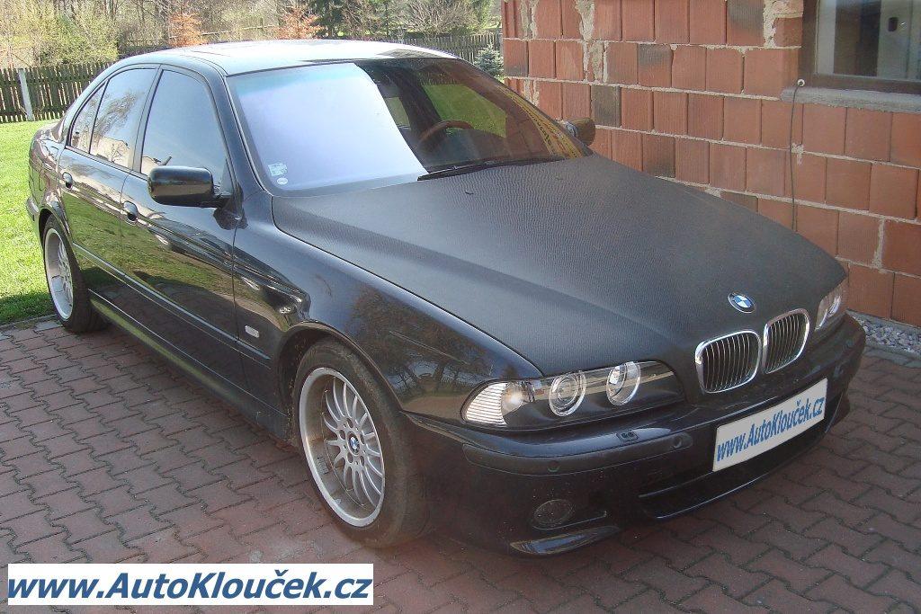 BMW 530d M5 - 194 PS/HP