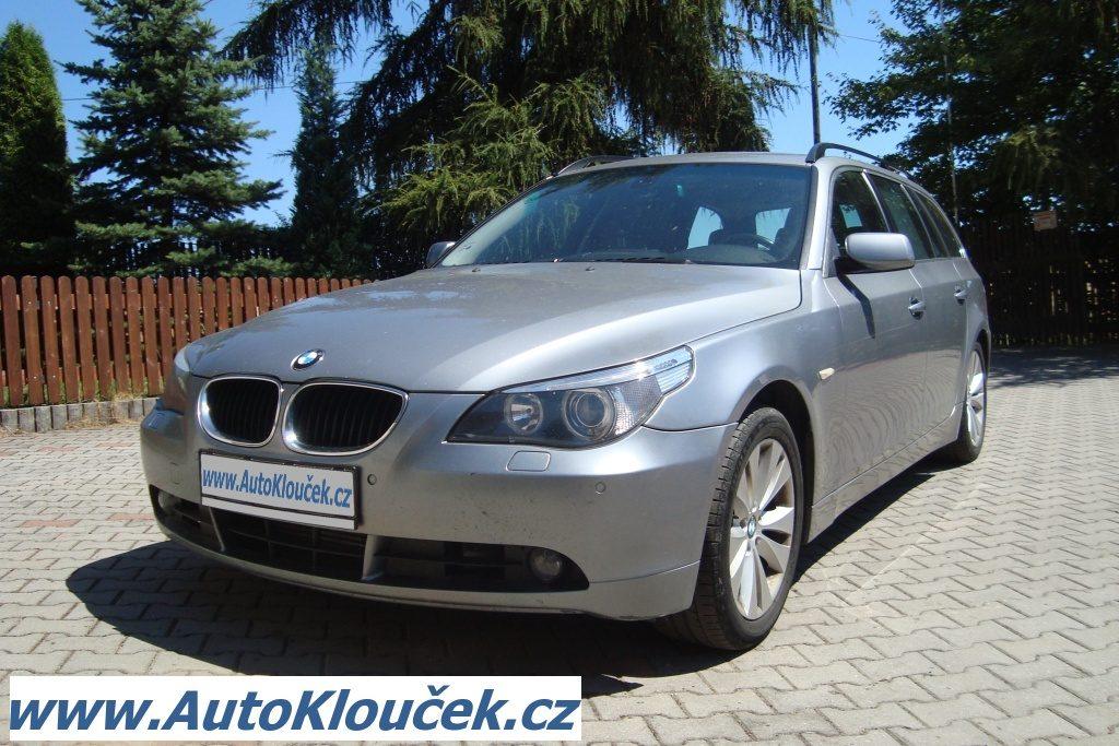 BMW 530D - 218PS/HP