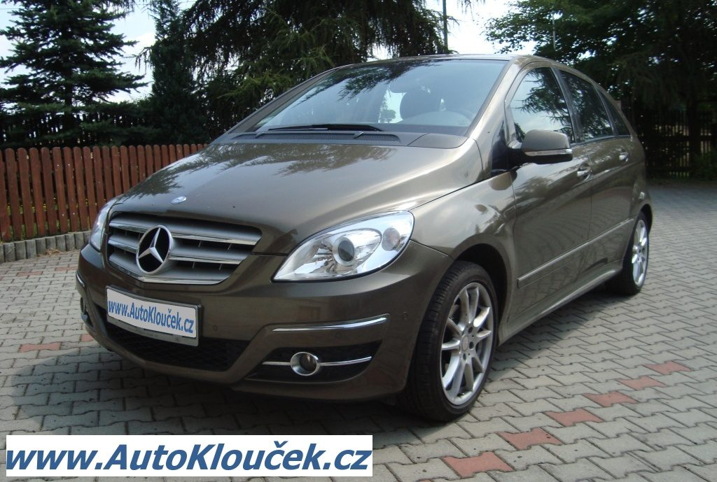 Mercedes-Benz B 180Cdi - 107PS/HP