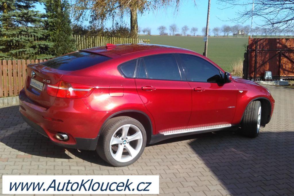 BMW X6 3.5D - 286PS/HP