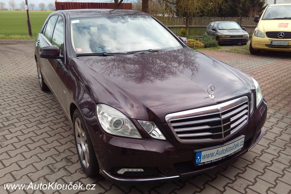 Mercedes Benz 350CDi V6 - 265HP
